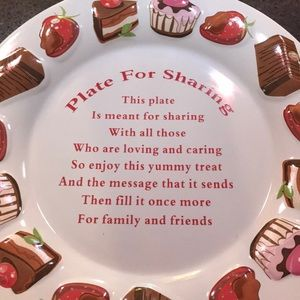 Other - Sharing plate😊